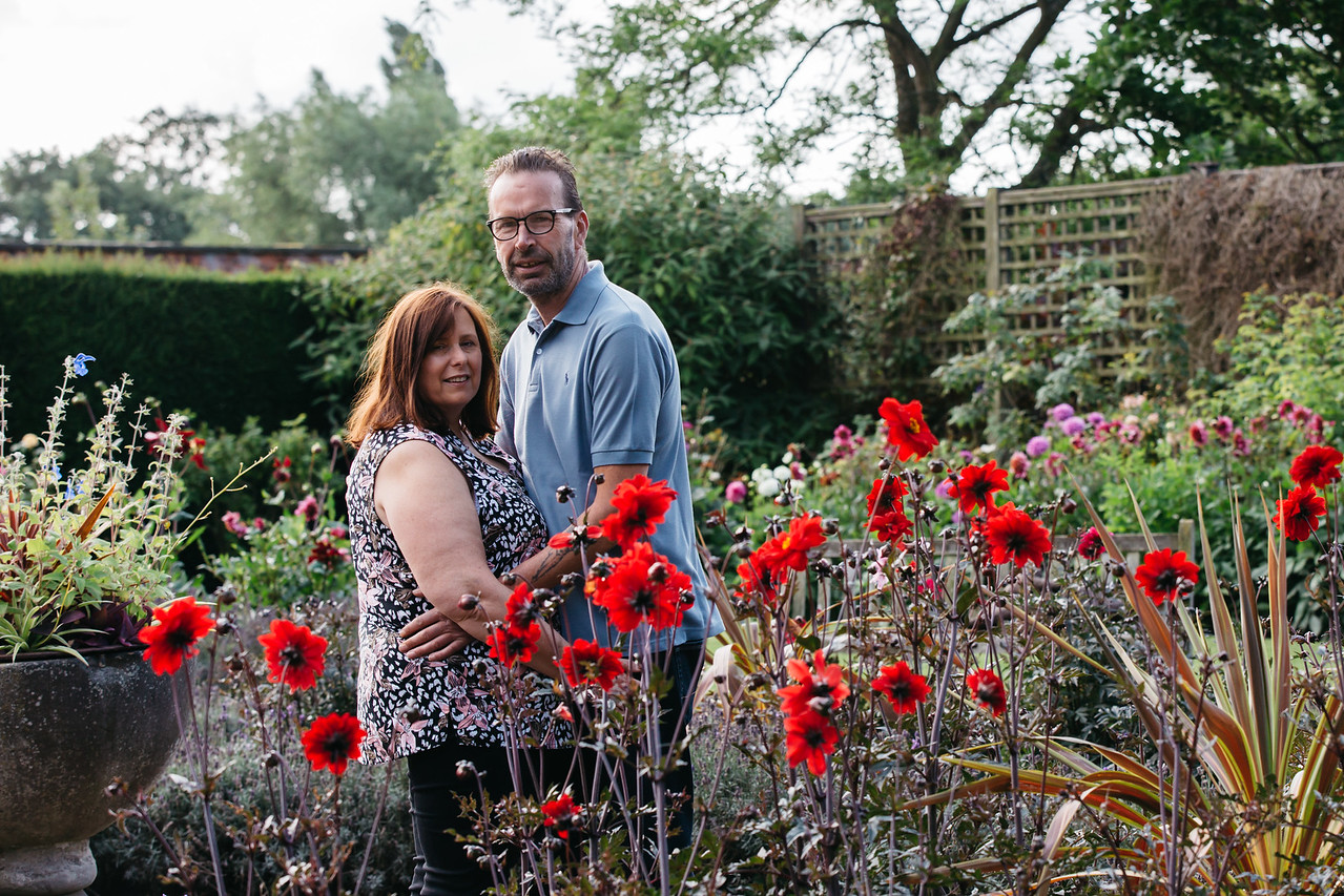 Karen & Mark Pre Wedding