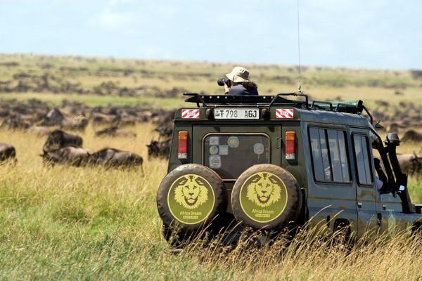 TANZANIA, AFRICA - 2012