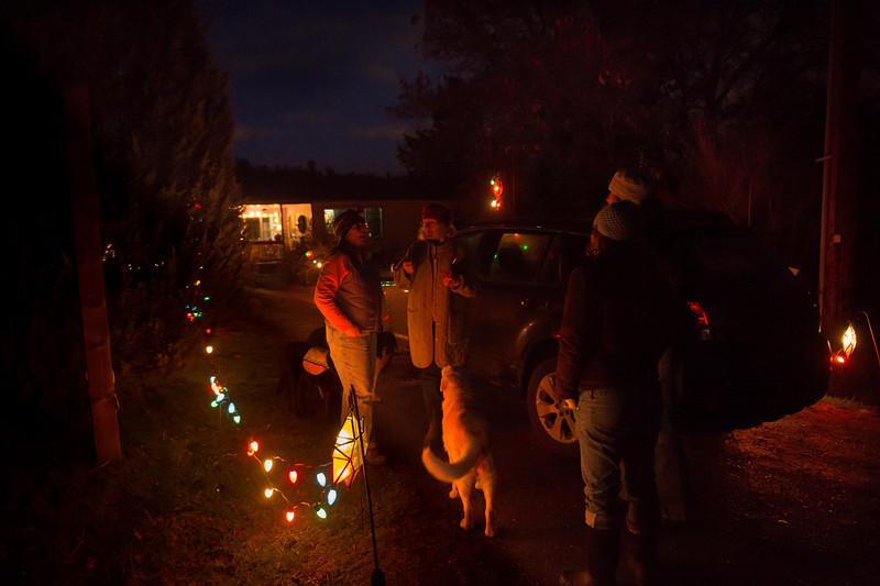 Karen Biondo & Friends Winter Solstice 2012