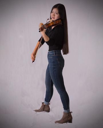 Taylor & Her Violin