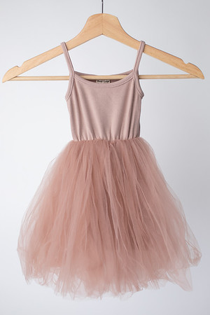 Rose Tutu Sundress Size: Toddler (12-18 months)