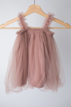 Warm Rose Toddler Tutu Dress Size: Toddler (12-18 months)