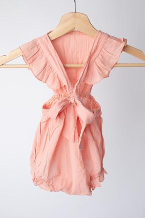 Pink Romper Size: Toddler (12-18 months)