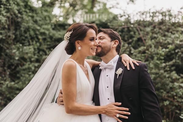 Karen + Juan Carlos