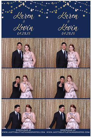 Karen & Kevin