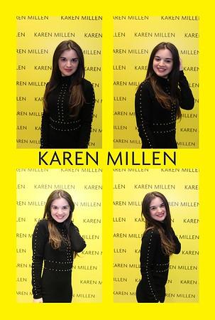 Karen Millen, London, 27th Sep 2018