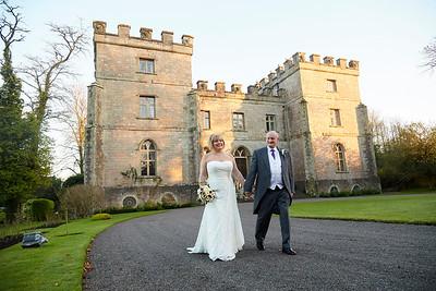 Karen & Nigel - Clearwell Castle