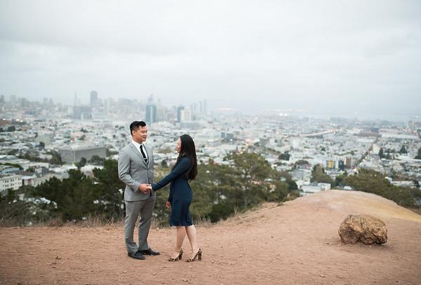 Karen and Matt Engagement