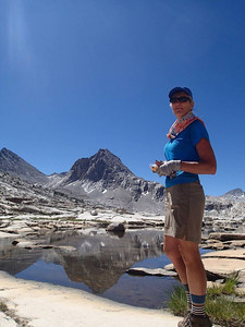 Evolution Basin in Kings Canyon. July 2013.