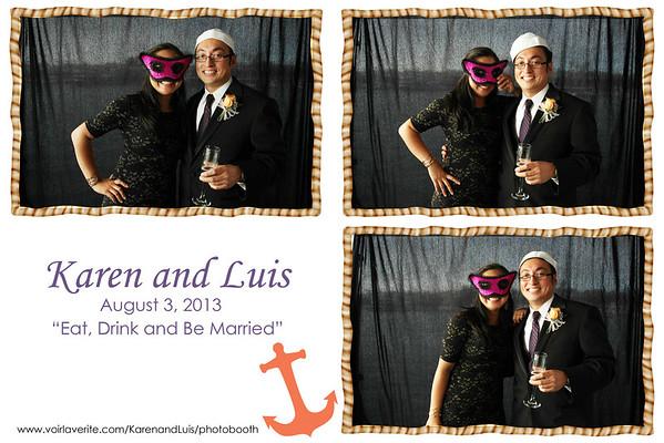 Karen and Luis