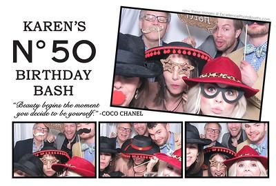 Karens 50th