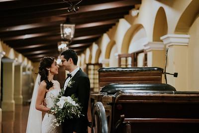 Karima & David Hotel Marriot Wedding