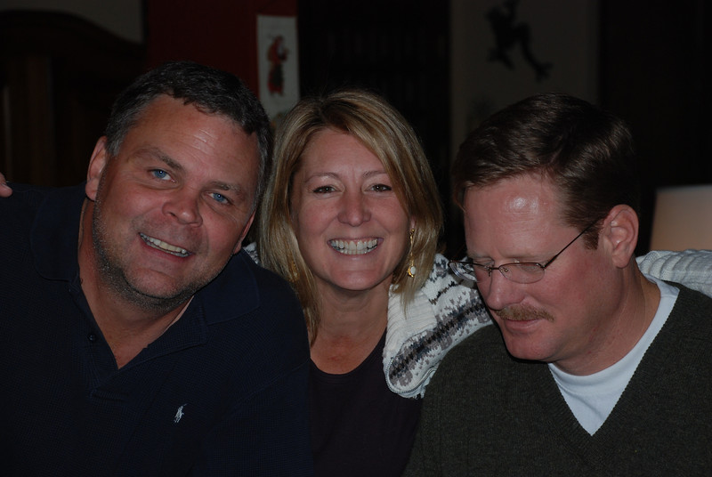 Karl, Linda, and Brian