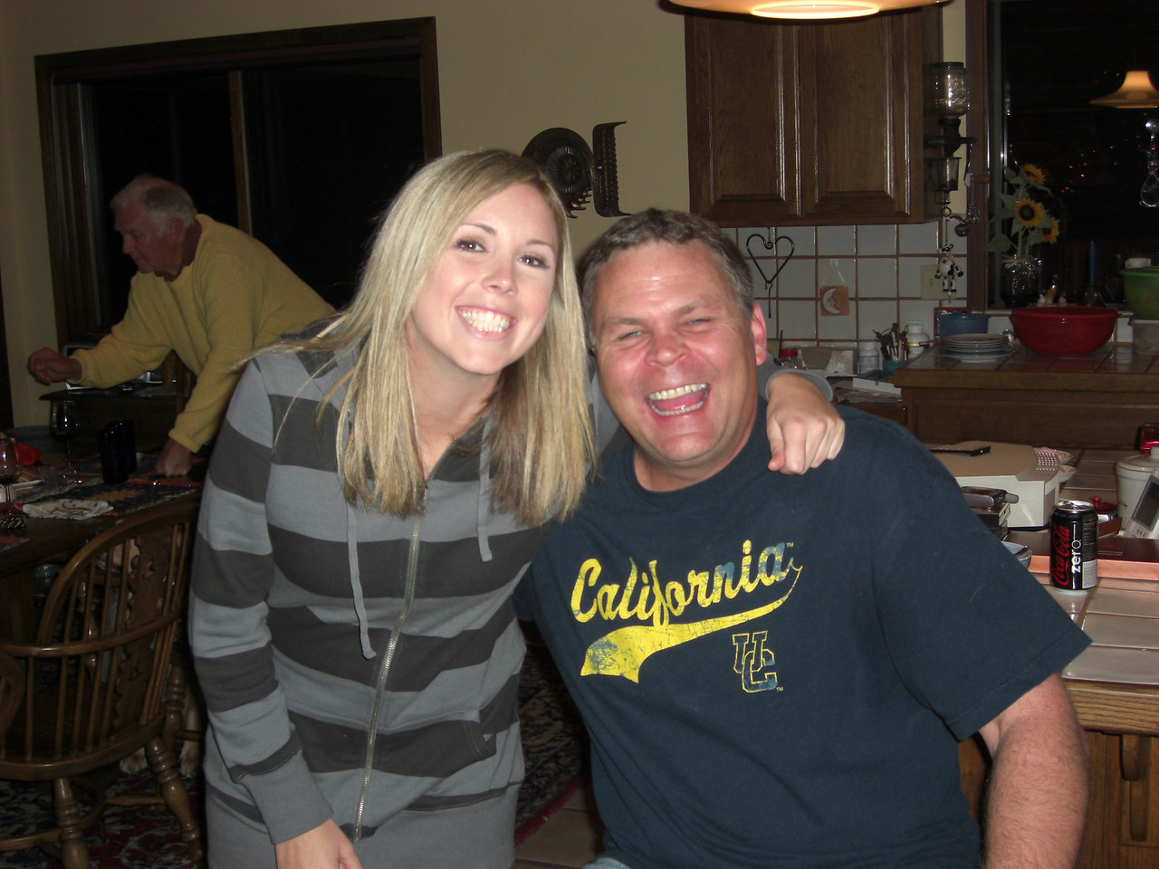 Courtney and Karl