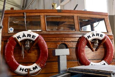 Räddningsbåten Kåreholm – 1942