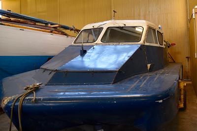 Svävaren SAAB 401 B. MEFA. -1963