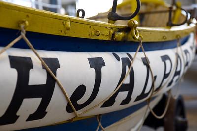 livräddningsbåten Hjälparen
