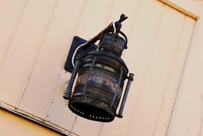 Lampa på Ekipagemästarbostället