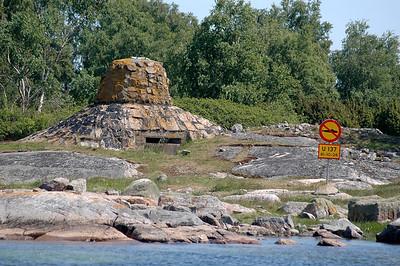 Torumskär, Gåsefjärden