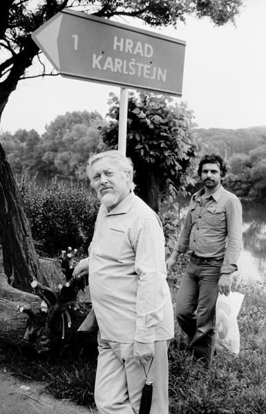 Karštejn 1980