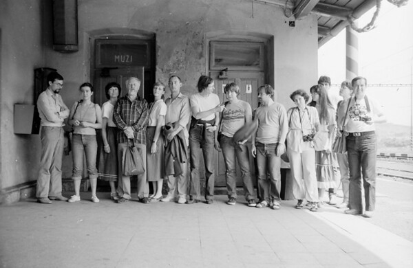 Karštejn 1983