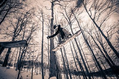 Karly Shorr (Log Rail)+-3