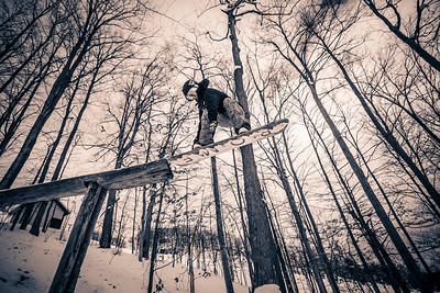 Karly Shorr (Log Rail)+-2