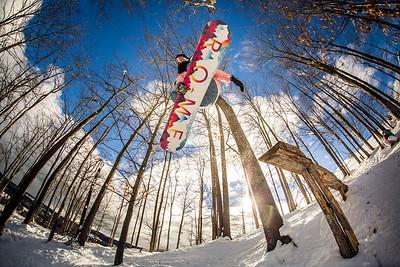 Karly Shorr (Log Rail) 1