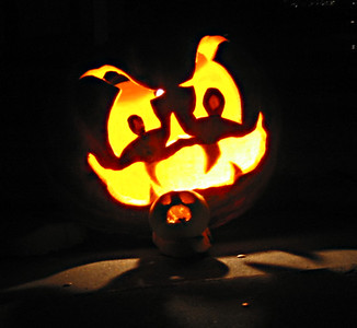 2004 Third Annual Pumpkin Carving Party