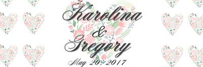 Karolina & Gregory 5.20.17