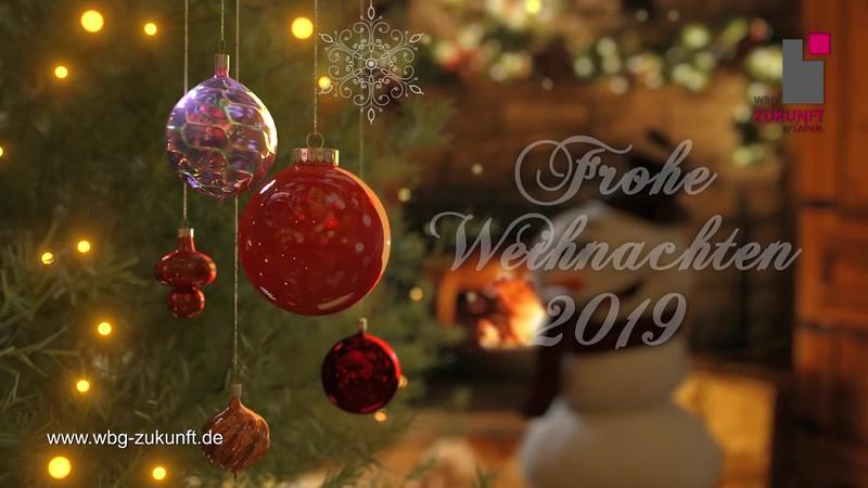 Video 2. Advent - WBG Zukunft - Adventsvideo Adventvideo 2019 - Weihnachtsvideo - Karrideo Imagefilm ©®™