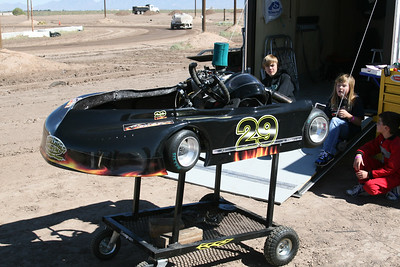 SNMS Kart Racing - 10/17/2009