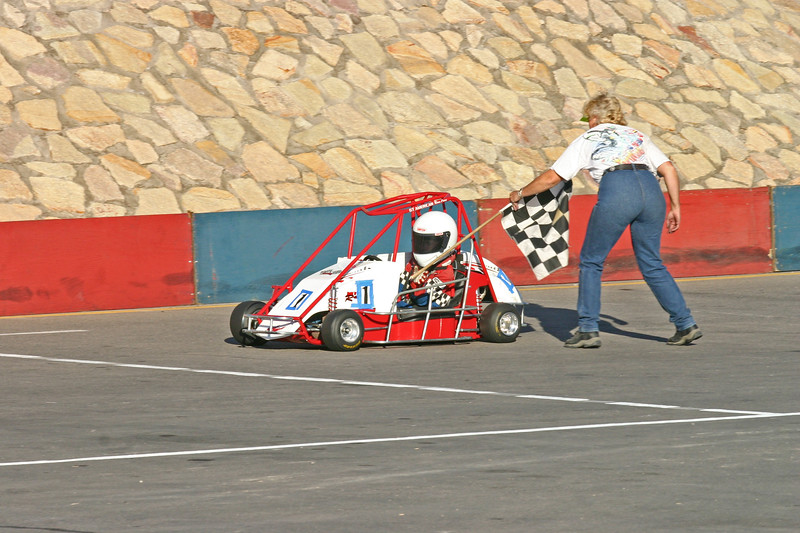 Rio Grande QMA Race 10/22/05