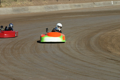 SNMS Kart Racing - 2/04/2006