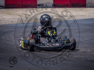 Honda Kid Kart Expert Novice