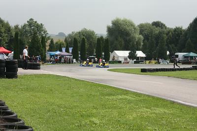 Kart Trainingslager 2014