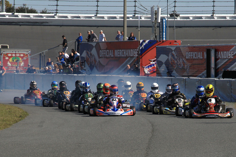 World Karting Race