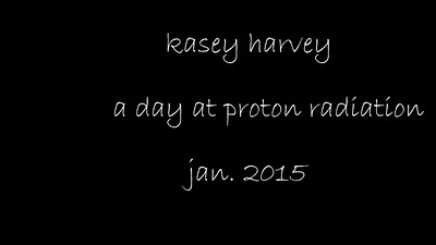 A Day at Proton Radiation - Jan. 20, 2015