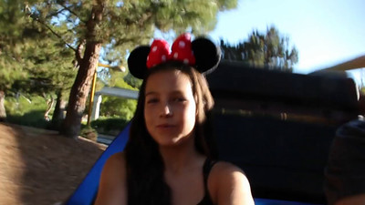Disneyland Oct. 2014 - Just Before Diagnosis.
