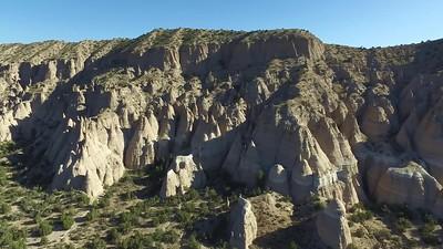 B  Aerial view of Katya Katuwe Tent Rocks