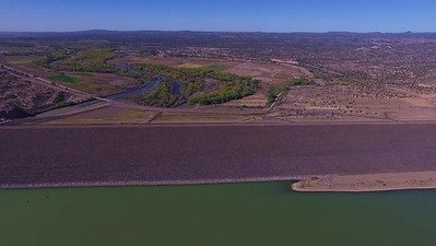 2 Cochiti is quite a large dam