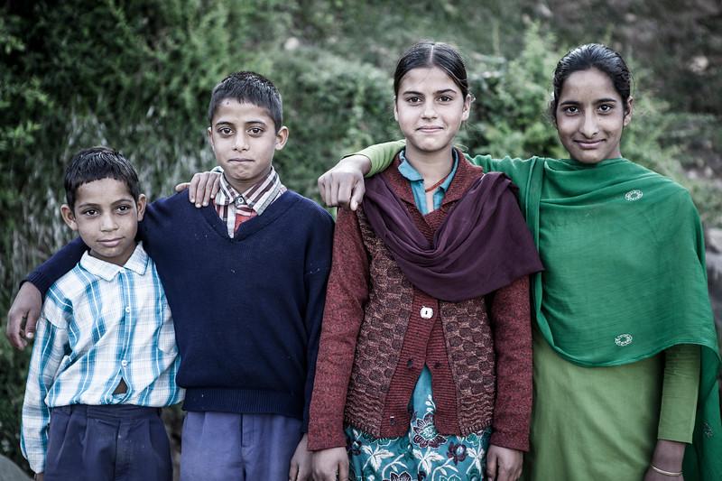 Friends from Sanasar, Jammu, India