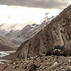 On the Penzi la en route Zanskar