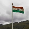 Tricolour, Kargil War Memorial, Drass, India