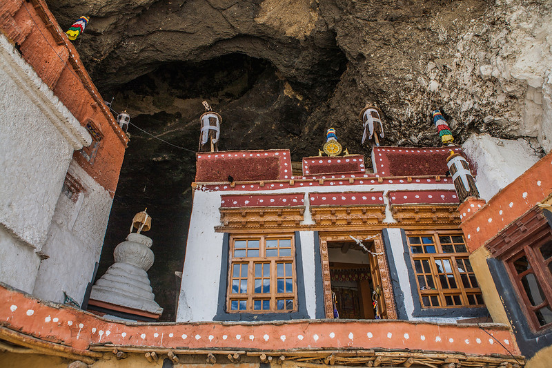 Phuktal monastery, Zanskar, India