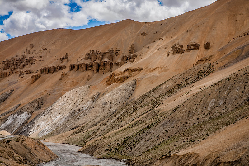 Leh-Manali Highway, India