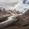 Drang Drung glacier on Penzila enroute Zanskar, India