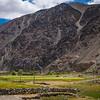 Landscapes enroute Tso Moriri, Ladakh, India