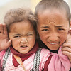 Kids at Rangdum, Kargil, India