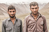 The truck drivers from Jammu who drove us to Zanskar